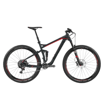 Bergamont Contrail MGN Fullsuspension Mountainbike