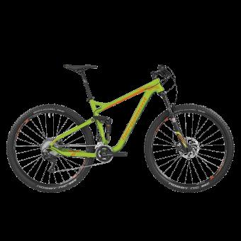 Bergamont Contrail LTD Fullsuspension Mountainbike
