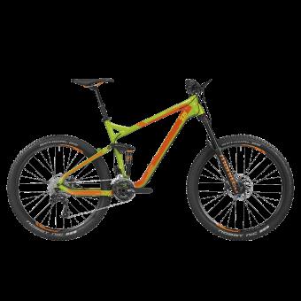 Bergamont Trailster 7.0 Fullsuspension Mountainbike