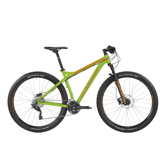 Bergamont Revox LTD Alloy - green Mountainbike