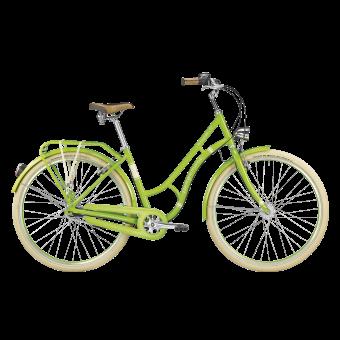 Bergamont Summerville N7 - green Cityrad