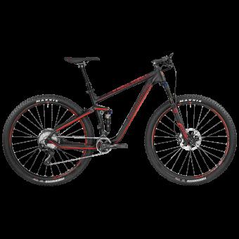 Bergamont Bike Contrail 10.0 Fully Mountainbike