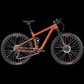 Bergamont Bike Contrail 8.0 Fullsuspension Mountainbike