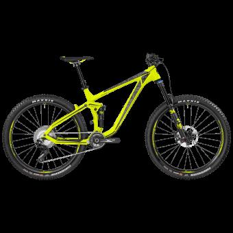 Bergamont Bike Trailster 10.0 Fullsuspension Mountainbike