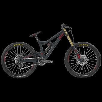 Bergamont Bike Straitline MGN Fullsuspesionbike