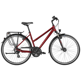 Bergamont BGM Bike Horizon 3.0 Lady red