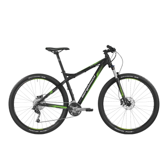 Revox 5.0 - black Mountainbike