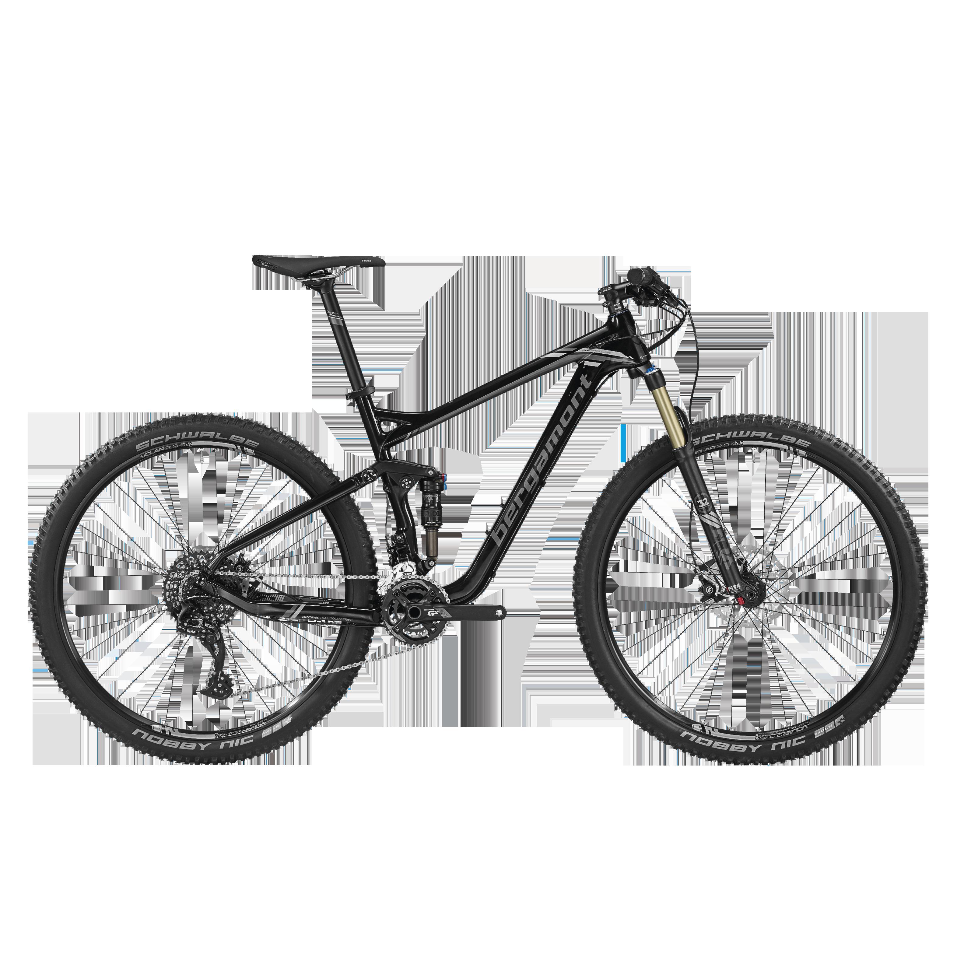 Contrail 8.0 Fullsuspension Mountainbike