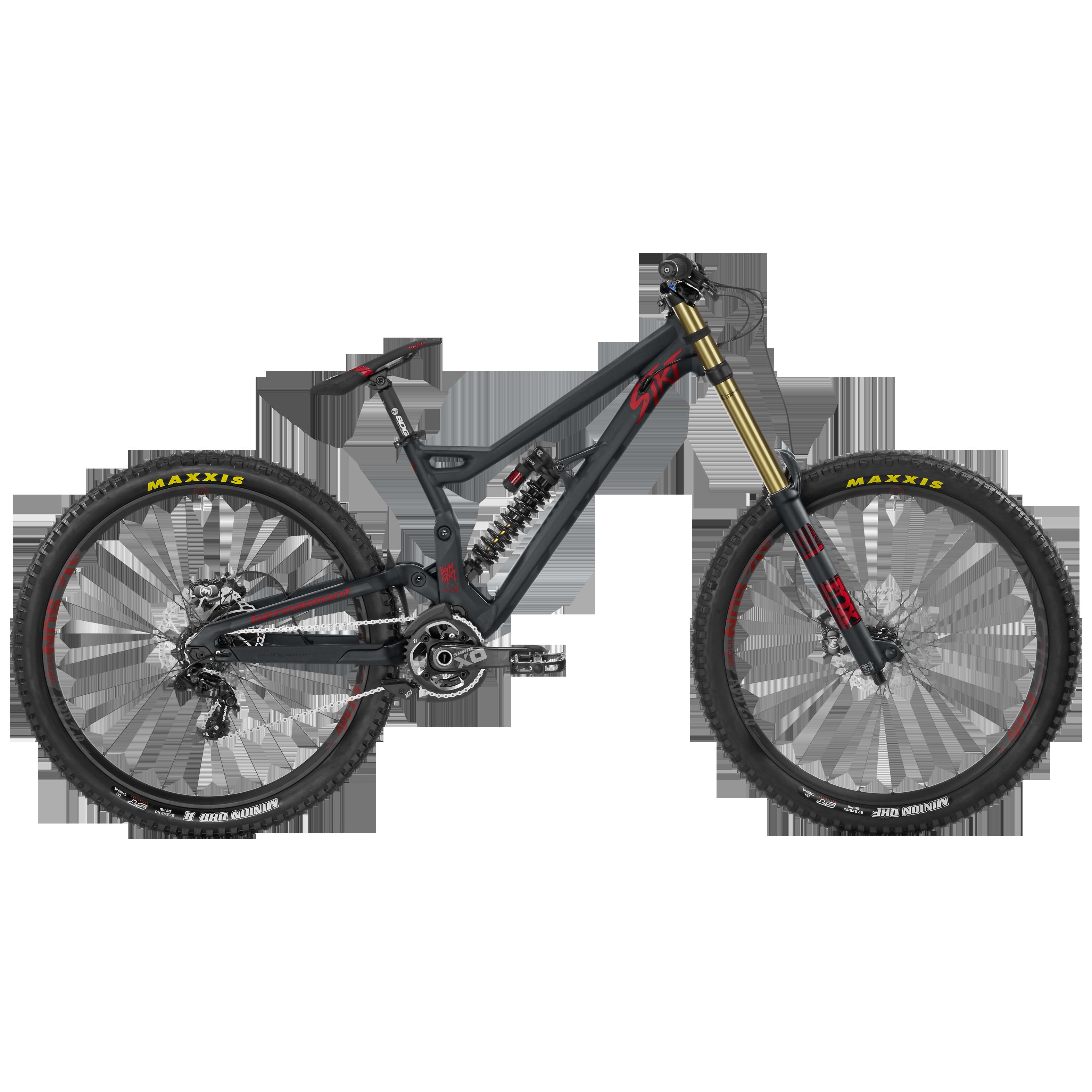 Bike Straitline MGN Fullsuspesionbike