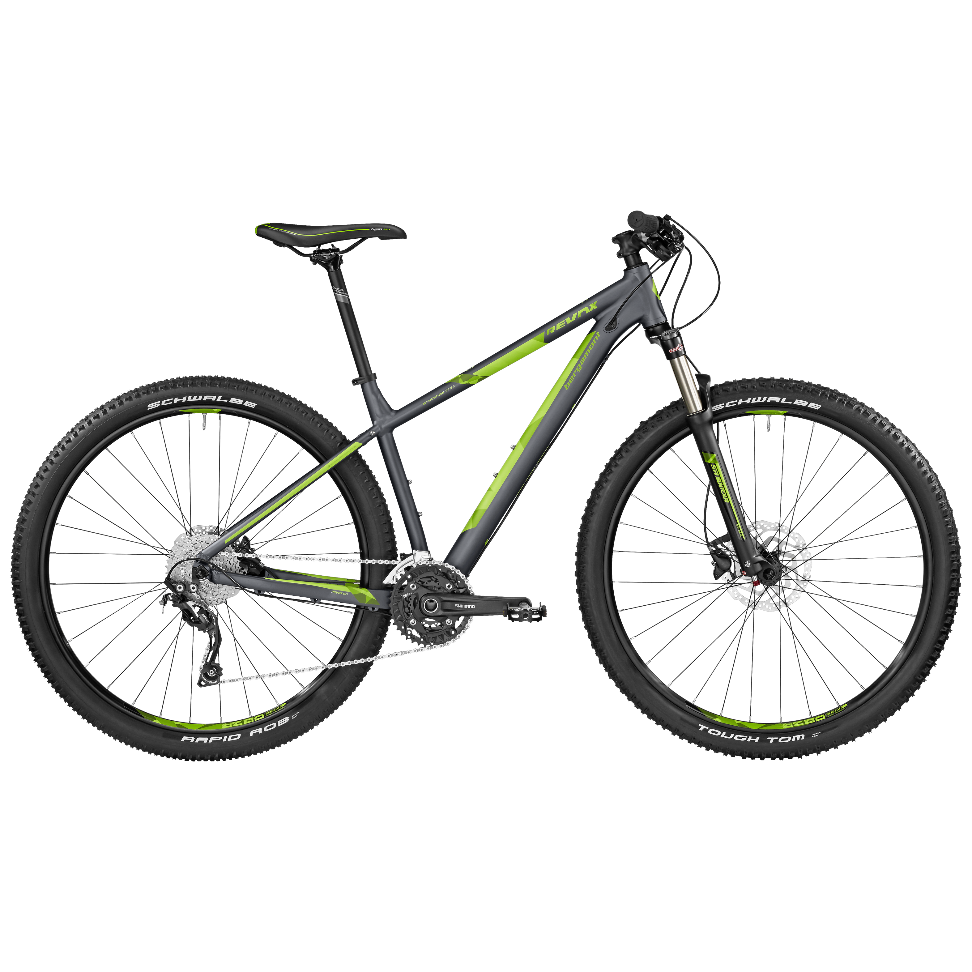 BGM Bike Revox 6.0 Mountainbike