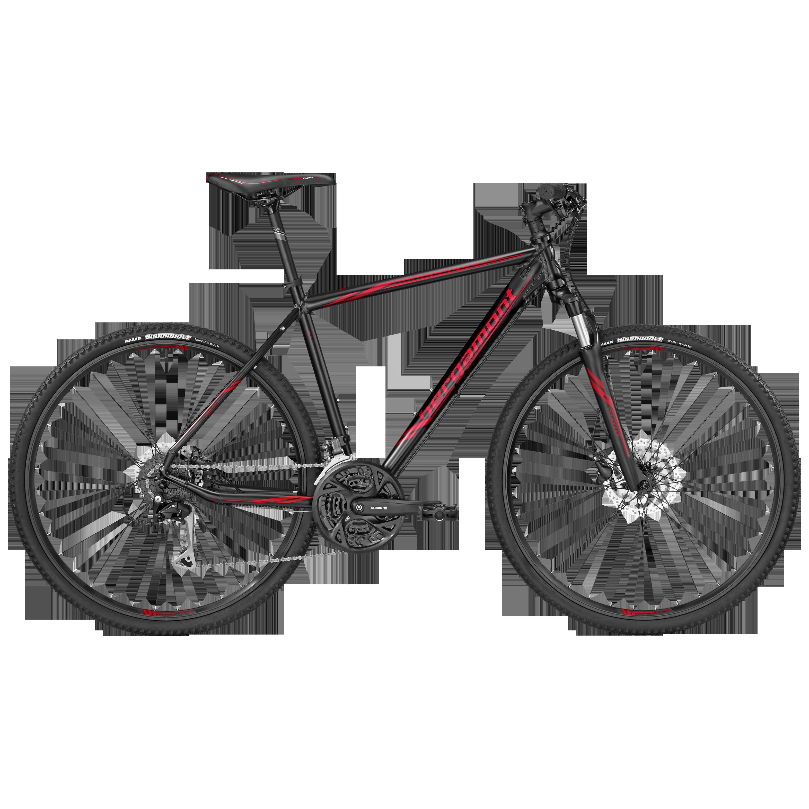 BGM Bike Helix 5.0 Gent Crossrad