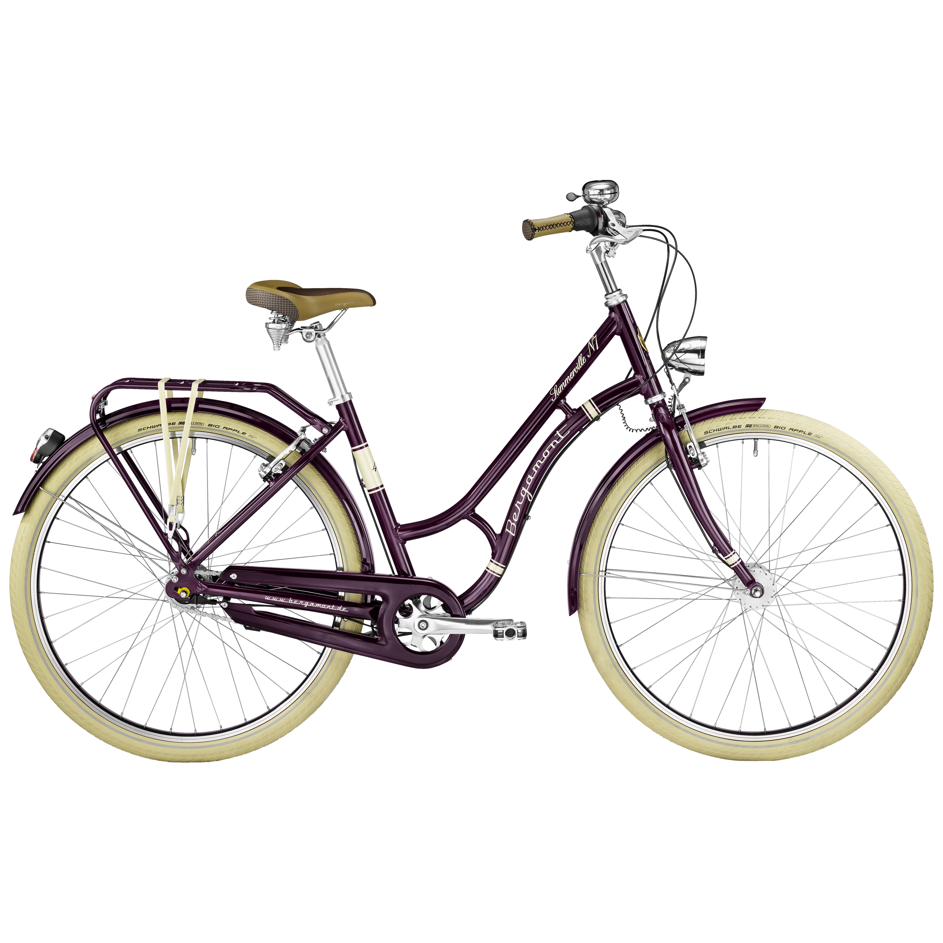 bergamont bike summerville n7 cb online kaufen fahrrad krause. Black Bedroom Furniture Sets. Home Design Ideas